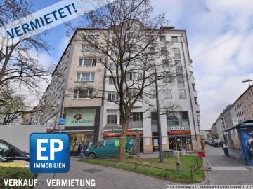 VERMIETET – Bestlage am Viktualienmarkt: Großzügige 2-Zimmer-Wohnung über den Dächern Münchens, 80469 München, Etagenwohnung