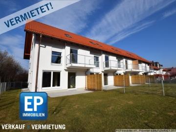 VERMIETET- Neubau Erstbezug – 5 hochwertige Stadthäuser in Neuried, 82061 Neuried, Stadthaus