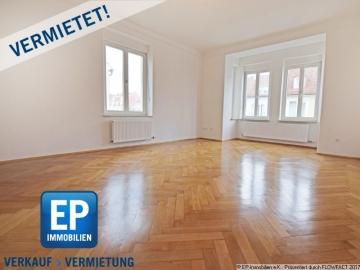 VERMIETET – Charmante Altbauwohnung Nähe Goetheplatz, 80336 München, Etagenwohnung