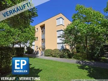 VERKAUFT – Ideal für Kapitalanleger – Moderne 2-Zimmer-ETW in der Messestadt Riem, 81829 München, Dachgeschosswohnung