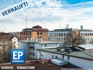 VERKAUFT – Dachgeschosswohnung in der Maxvorstadt!, 80799 München, Dachgeschosswohnung